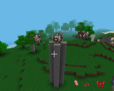 how to create pex in minecraft