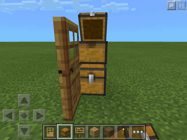 minecraft pe how to make a rocket science