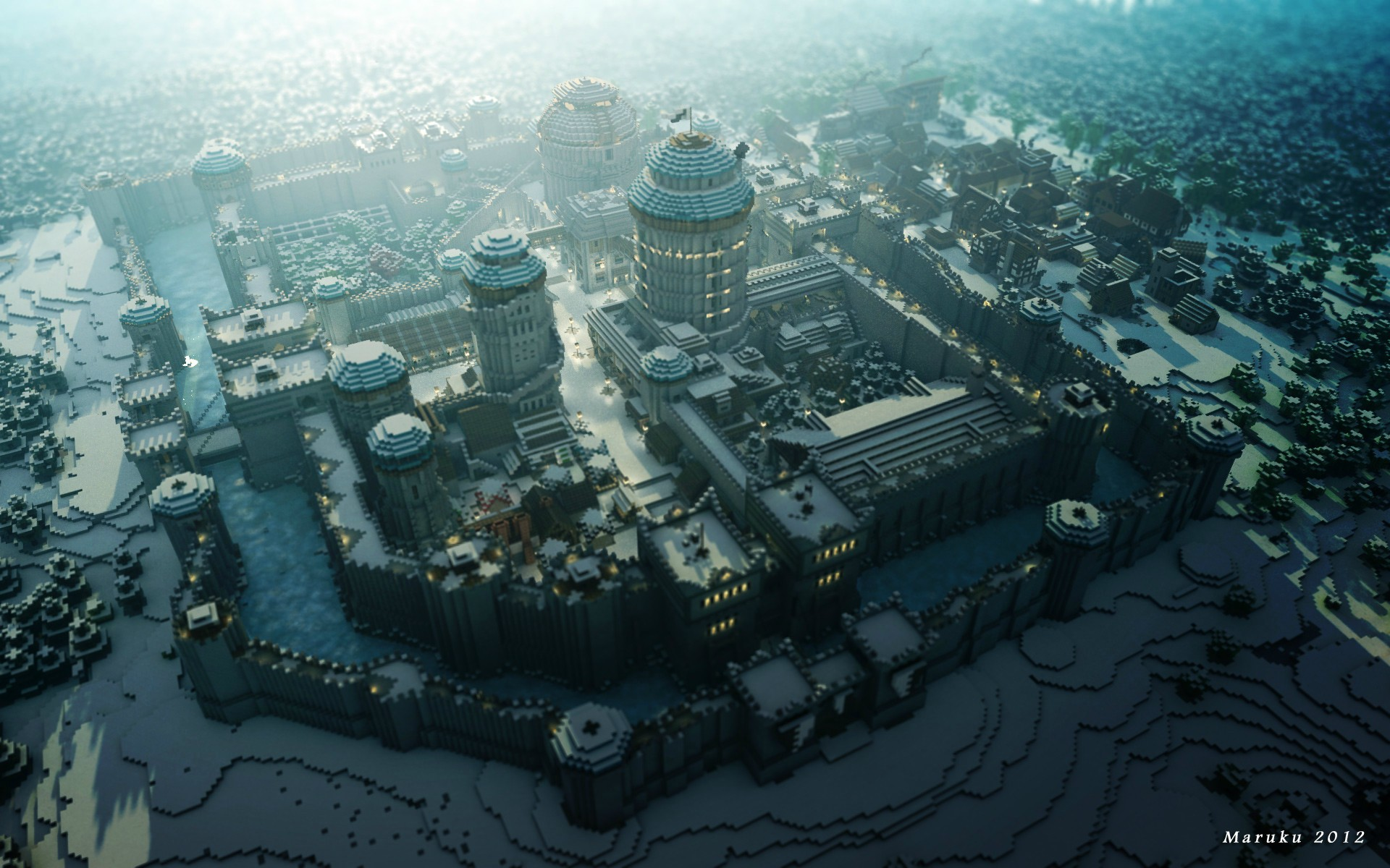 Guidecraft winterfell game of thrones created in minecraft seyls7t gumiabroncs Image collections