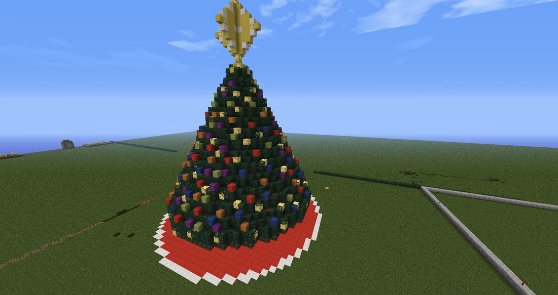 Guidecraft Christmas Trees