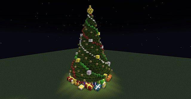 Minecraft Christmas Tree.Guidecraft Christmas Trees